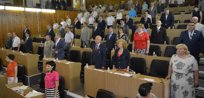 В Горно-Алтайске прошла сессия Госсобрания (фото)