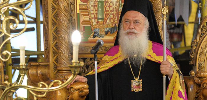 Греческий митрополит привезет в Горный Алтай христианскую святыню