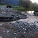 Фотофакт: Уровень воды в Чулышмане приближается к критической отметке