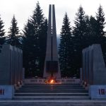 Фотофакт: В Горно-Алтайске прошла акция «Свеча памяти»