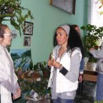Валдис Пельш пообщался с легендарным горно-алтайским знатоком Светланой Сумачаковой