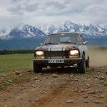 Участники ралли ретро-автомобилей «Пекин – Париж» пересекли Республику Алтай (фото)