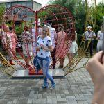 В Горно-Алтайске открыли «Символ любви» (фоторепортаж)