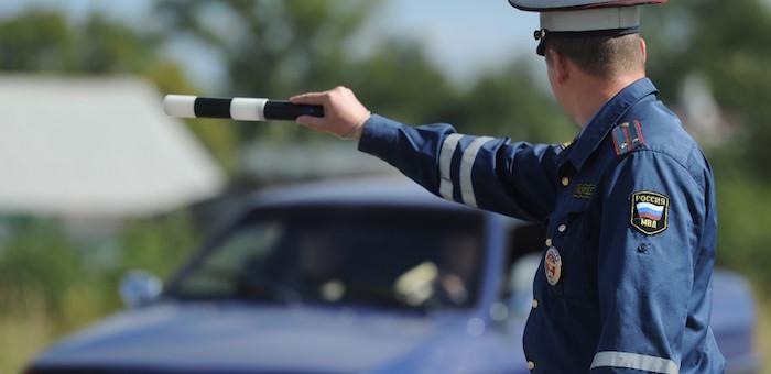 Автомобилистам предлагают оценить работу ГИБДД