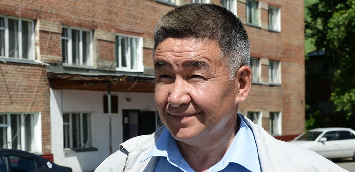 Кыдатова сняли с выборов