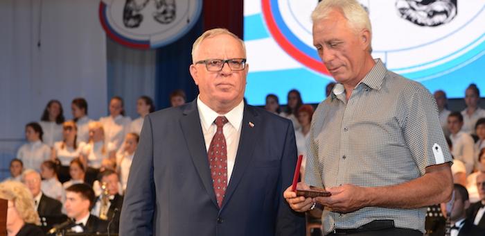 Энергетик стал почетным гражданином Республики Алтай