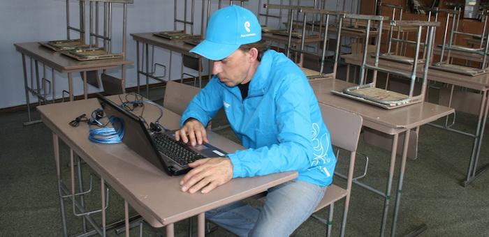 «Ростелеком» обеспечил видеотрансляцию ЕГЭ на Алтае