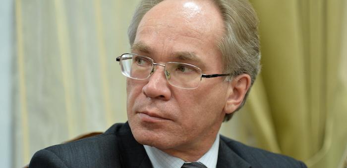 Виктор Емельянов будет исполнять обязанности мэра