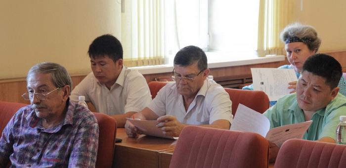 В устав Горно-Алтайска внесли изменения