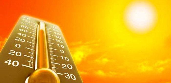 МЧС предупреждает о наступлении аномальной жары