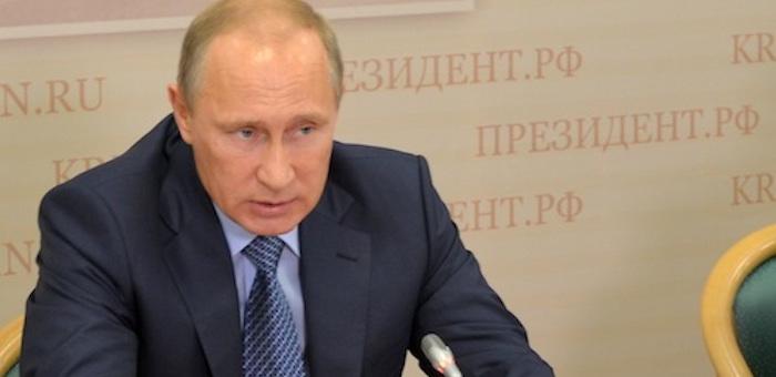 Путин отложил свой визит на Алтай