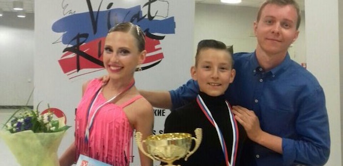 Горно-алтайские танцоры одержали победу в Сочи