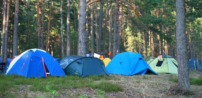 В Турочакском районе закрыли детский палаточный лагерь