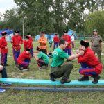 Юные казаки из Горного Алтая заняли второе место в сибирском слете казачьей молодежи
