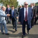Фотофакт: Участок Чуйского тракта на въезде в республику сдан в эксплуатацию