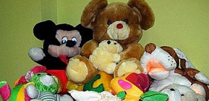 Игрушки для детей из неимущих семей собирают в республиканской столице