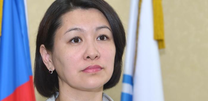 Динара Култуева возглавила комитет по национальной политике и связям с общественностью