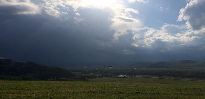 Синоптики прогнозируют ухудшение погоды на Алтае