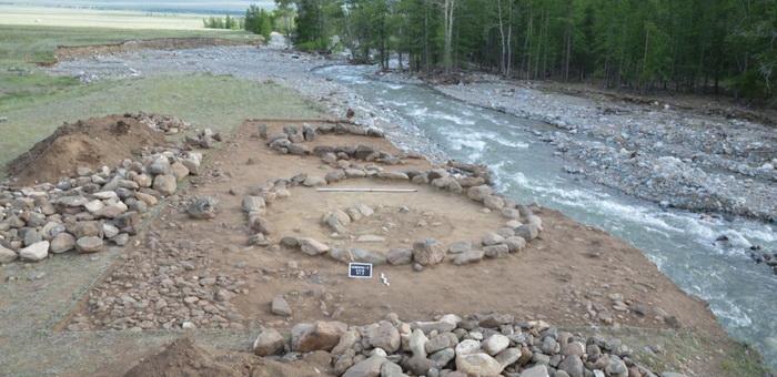 Необычное погребение нашли археологи в Кош-Агачском районе