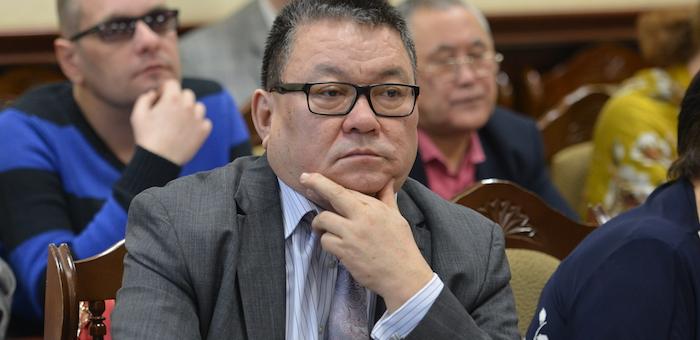 Игорь Яимов уходит с должности руководителя комитета по национальной политике