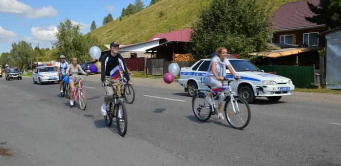 Благотворительный велопробег «Добрый Bike» прошел в регионе
