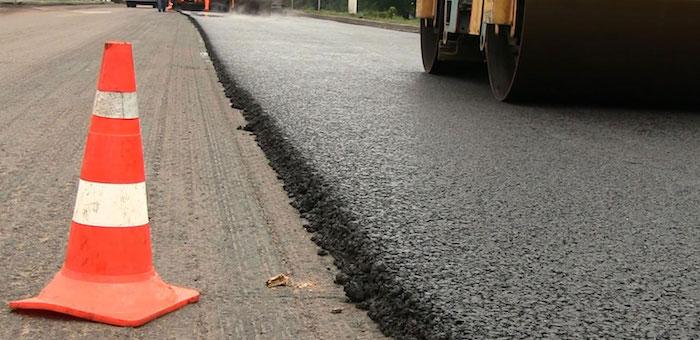 В Горно-Алтайске завершился плановый ремонт дорог