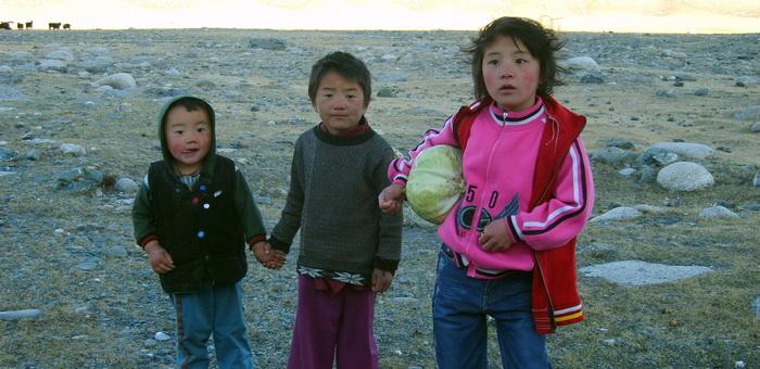 Передвижной детский сад появится на чабанских стоянках