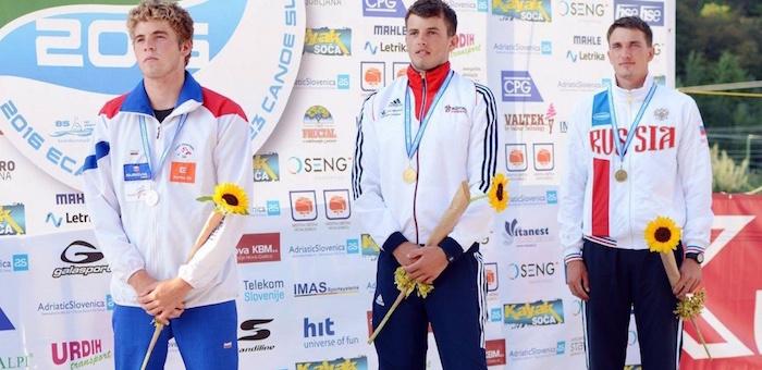 Кирилл Сеткин завоевал бронзу на первенстве Европы