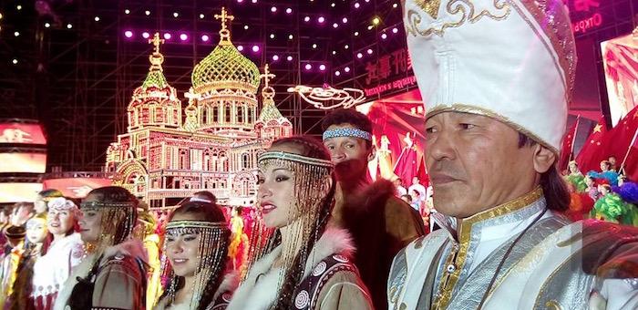 Болот Байрышев участвует в фестивале «Манящие миры. Этническая Россия»