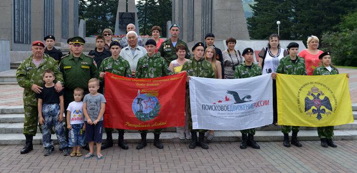 Курсанты «Вымпела» отправились на Международную Вахту памяти в Тверь