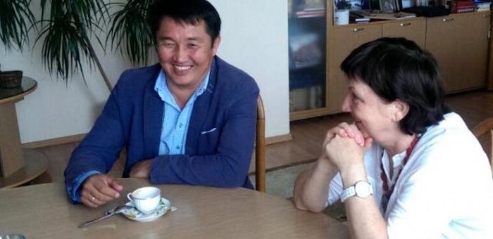 Тува, Алтай и Хакасия продолжат сотрудничество в сфере культуры