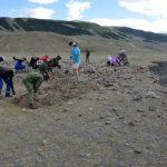 В Кош-Агачском районе прошли спасательные раскопки
