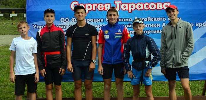 Горно-алтайские биатлонисты выступили на соревнованиях в Алтайском крае