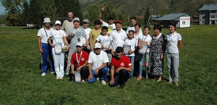 Горно-алтайские стрелки из лука закончили летний сезон