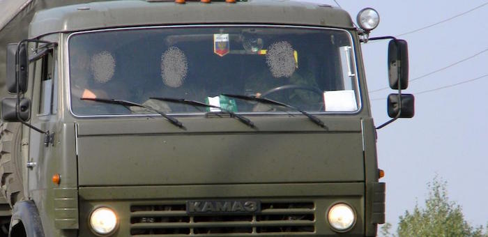 Курсант автошколы на «Камазе» устроил аварию