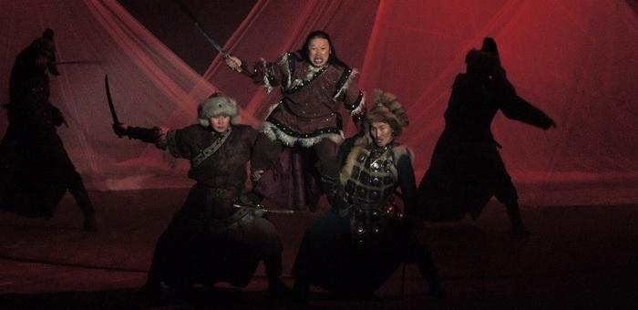 Театр Тувы имени Виктора Кок-оола выступит с гастролями в Горно-Алтайске
