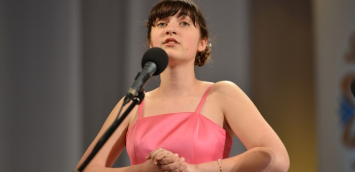 Арина Веревкина завоевала гран-при на международном конкурсе в Черногории