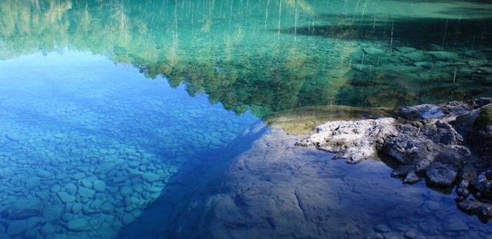 На Алтае открылись «глаза Катуни» — Голубые озера