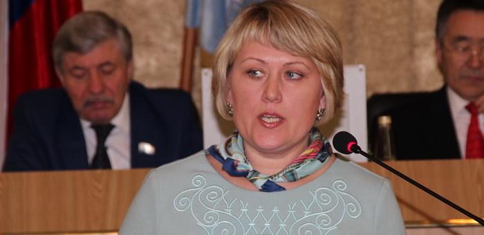 Главой Чемальского района стала Александра Механошина