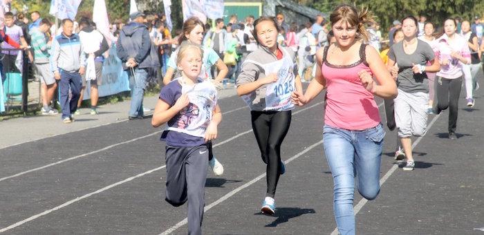 Более 1,4 тыс. человек пробежали «Кросс Нации»