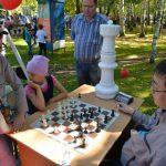 В Горно-Алтайске отпраздновали День города (фото)