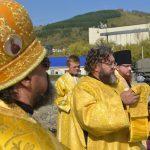 На месте крещения алтайца Элески прошел праздничный молебен (фото)