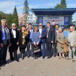 Единороссы провели «митинг благодарности» (фото)
