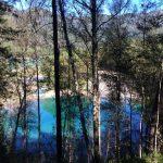 На Алтае открылись «глаза Катуни» - Голубые озера