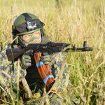 На Семинском перевале прошли масштабные учения (фото)