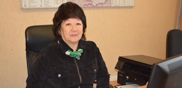 Тамара Садалова возглавила центр народного творчества