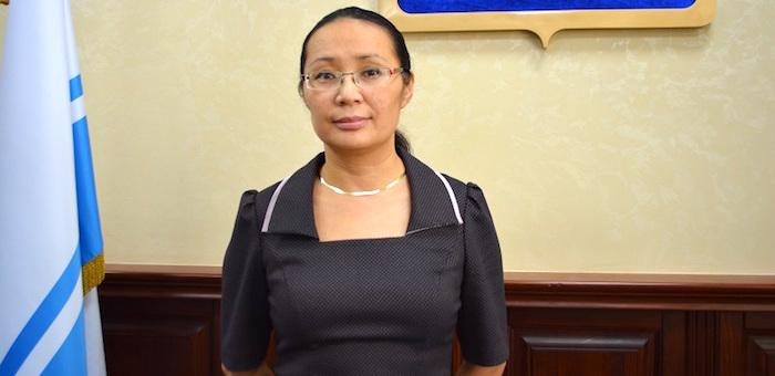 Светлана Пешперова сменила Наталью Саймину на посту заместителя министра культуры