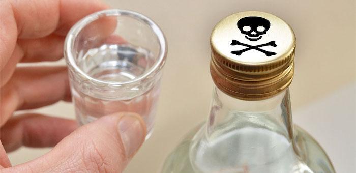 Свыше 20 человек умерли от алкогольных отравлений с начала года
