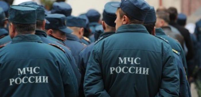 Тренировка по гражданской обороне началась на Алтае