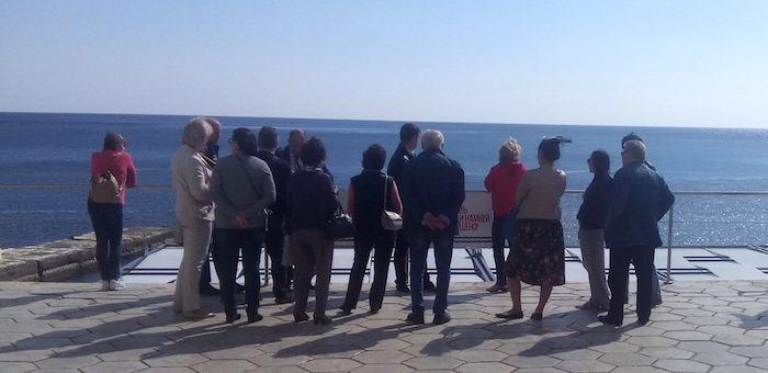 Бизнесмены из Горного Алтая познакомились с курортным потенциалом Крыма